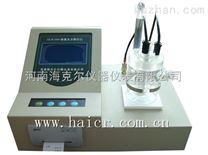 HCR7600自动微量水分测定仪