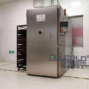南沙食品厂AVCF500讴科食品真空快速冷却机