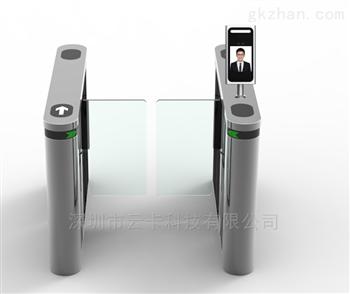 动态人脸识别管理双目活体检测人脸门禁机