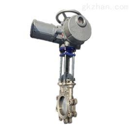 电动浆液阀 刀型闸阀