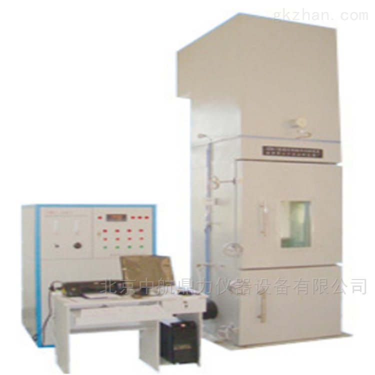 建筑材料难燃性试验仪 GB/T 8625-2005