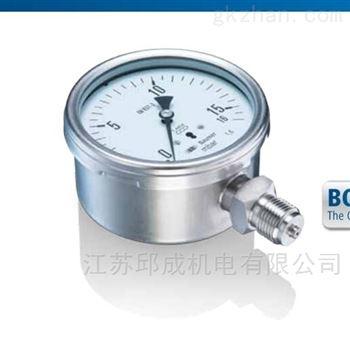原装进口德国jar压力表045-127