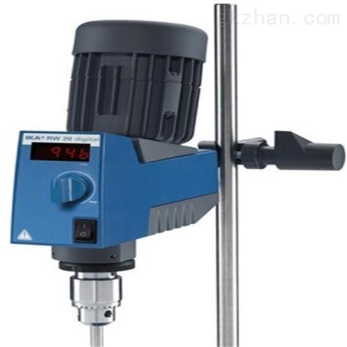 顶置式机械搅拌器 仪表