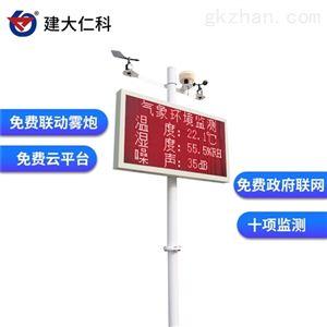 RS-ZSYC建大仁科 扬尘监测系统 生产厂家