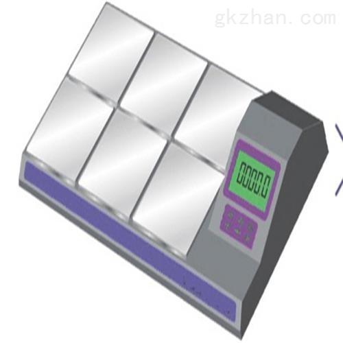 配平仪(6个秤盘) 仪表