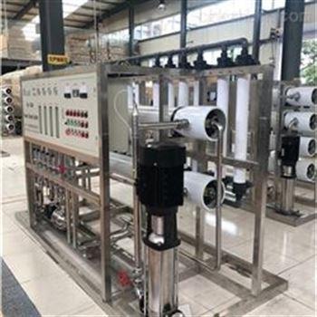 二級反滲透裝置EDI純水設備純化水處理系
