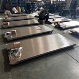 DCS-HT-A重庆1吨不锈钢防腐蚀地磅 2T防水平台秤