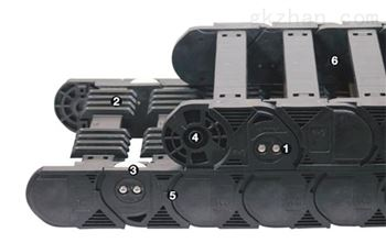 轮式拖链-P4.32系列