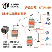 达泰无线IO 无线数字量采集器