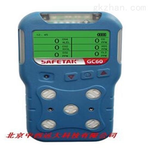 便携式四合一气体检测仪 仪表