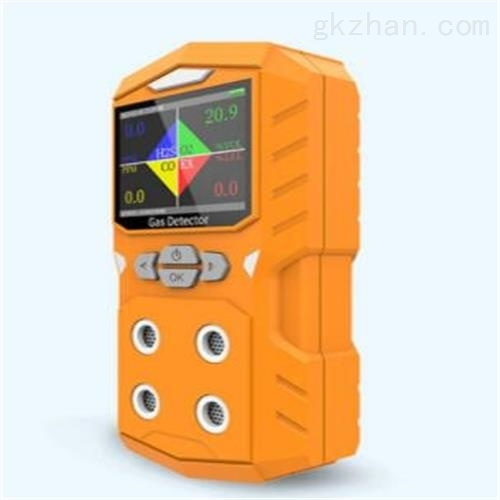 四合一复合气体检测仪 仪表