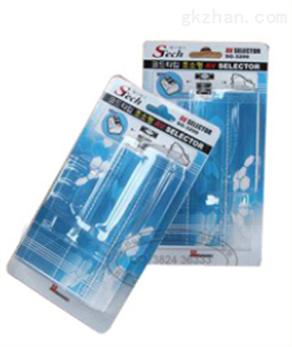 纸卡鼠标包装机 纸塑吸塑成型机