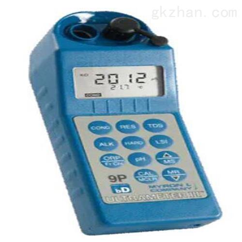 美国多参数水质分析仪 仪表