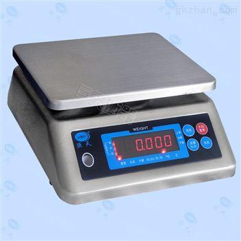 不锈钢防水桌秤,PWT水产海鲜食品电子桌秤 1.5-30kg