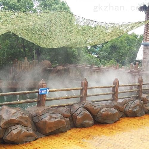 舟山地区雾森景观系统
