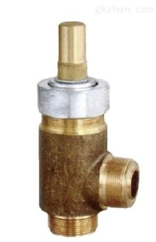 外螺紋青銅直角液體安全閥
