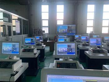 深圳维华数控机床理实一体化教室
