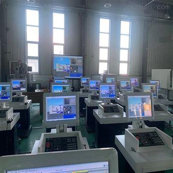 发那科数控系统仿真理实一体化实训室