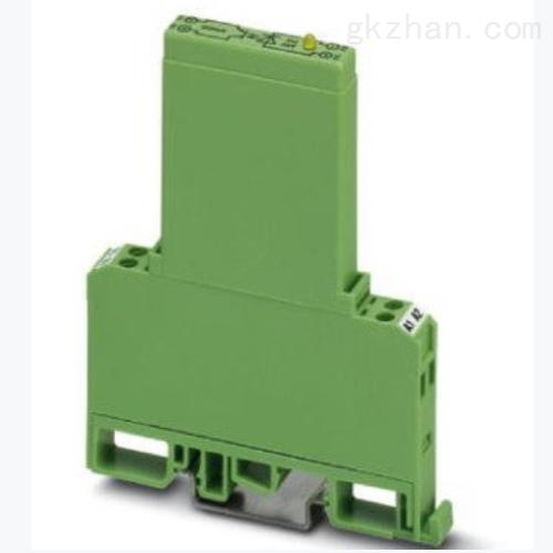 现货PHOENIX继电器模块PLC-RSC- 24DC/21