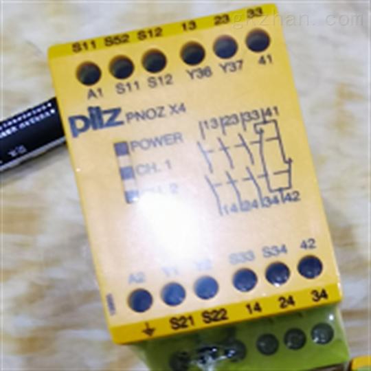 皮尔兹/PILZ伺服放大器应用范围