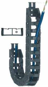 方便型拖链拖链系统 - E045系列