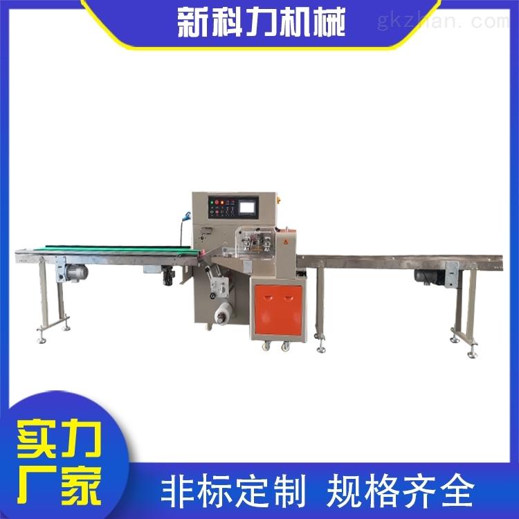 工业铝材包装机伺服感应长短