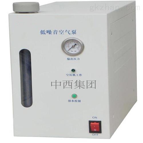低噪音空气泵(中西器材)仪表