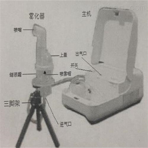微生物气溶胶发生器 仪表