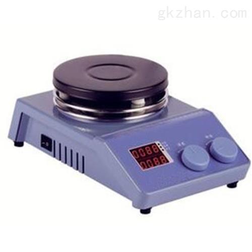 恒温数显磁力搅拌器 仪表