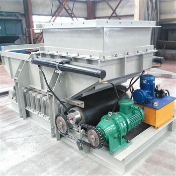 皮带甲带 给料机 选煤选矿设备