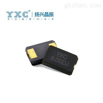 YXC无源晶振YSX530GA陶瓷5032贴片谐振器
