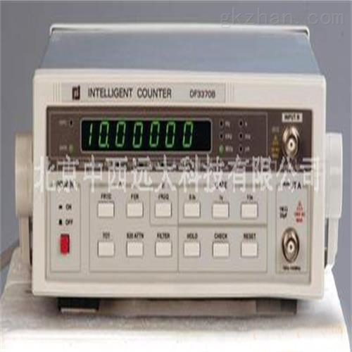 数字频率计 仪表
