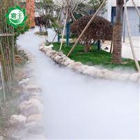 小區人造霧系統設備