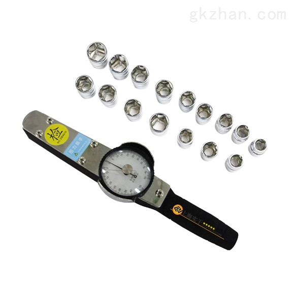 汽车检测用表针式力矩扳手5N.m
