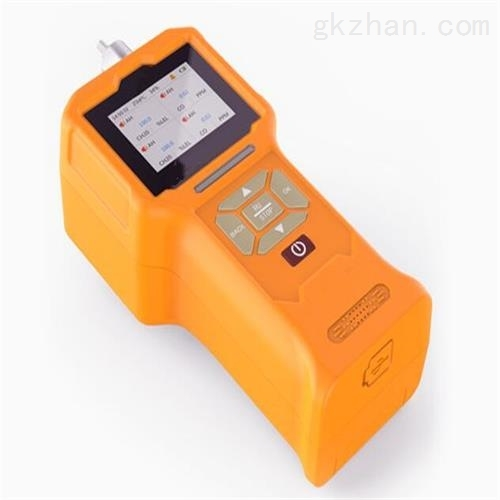泵吸式碘蒸气检测仪 仪表