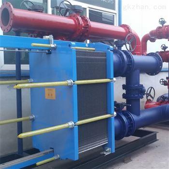 河北智能换热机组 换热站 供应