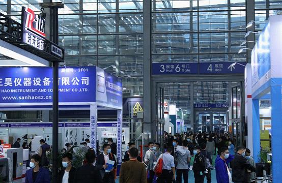 2020华南工业智造展及智造会议成功举办