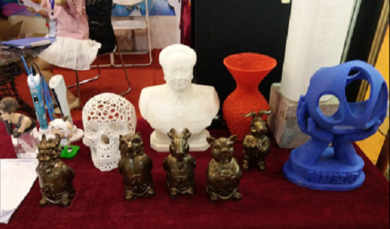 就職文物領域,3D打印業績斐然!