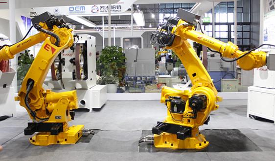 重磅!谷歌新公司要给工业机器人带来变革!
