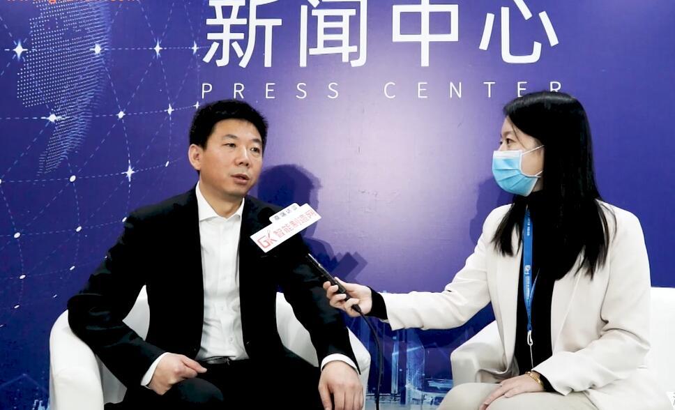 中瑞福宁集团副总裁肖永接受智能制造网专访