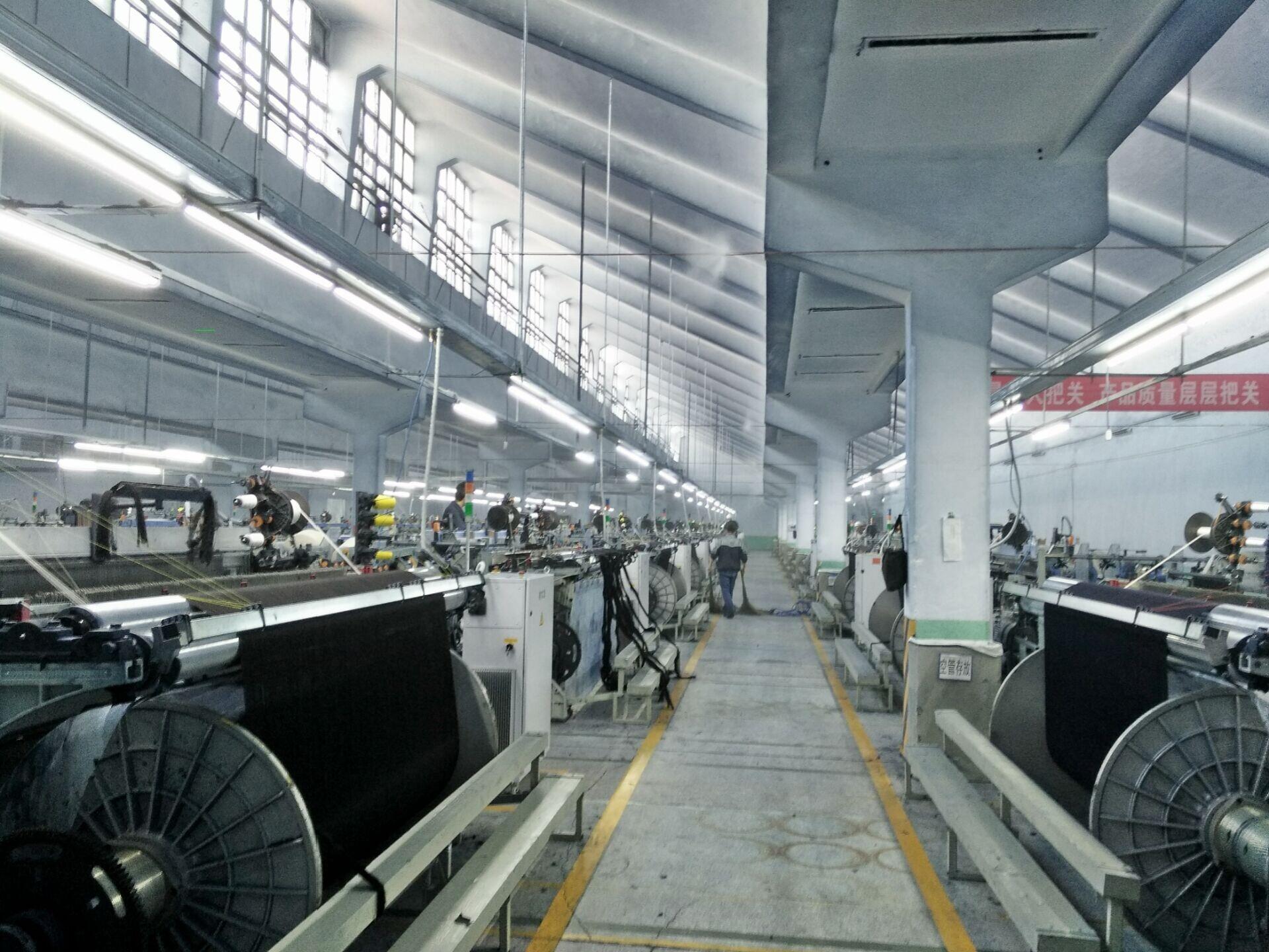 织布厂加湿案例2