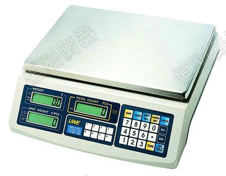 信号输出计数桌秤