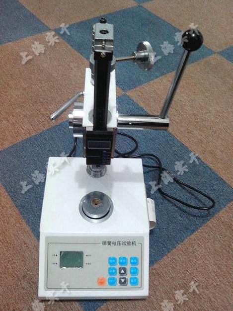 手动弹簧拉压试验机