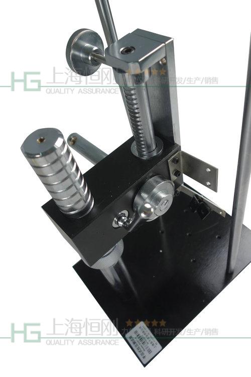 手压式推拉力计测试架