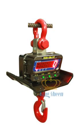 1T工业直视电子吊秤