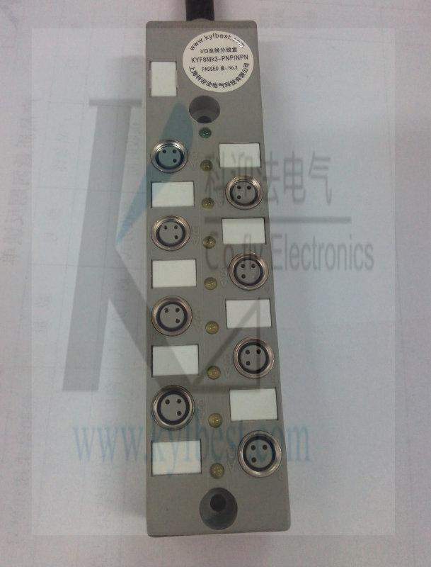 M8分线盒单双信号