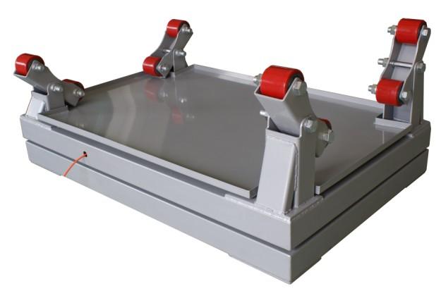 钢瓶电子秤 可选配接水盘