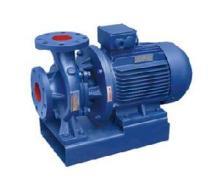 上海能联ISW型卧式管道离心泵