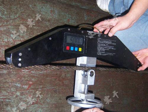 绳索拉力检测仪