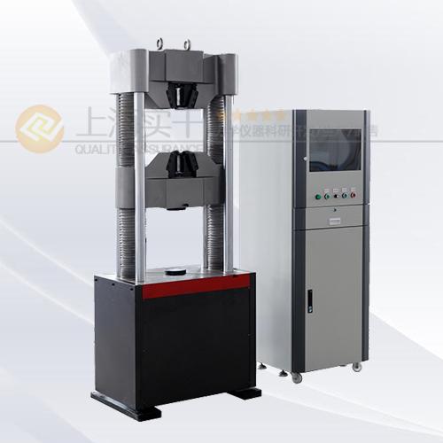 微机控制电液伺服万能材料试验机
